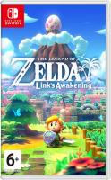 Игра для Nintendo Switch Nintendo The Legend of Zelda:Link's Awakening фото