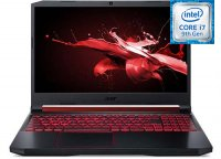 "Игровой ноутбук Acer AN517-51-77KG (NH.Q5EER.012) (Intel Core i7-9750H 2.6GHz/17.3""/1920х1080/12GB/1TB HDD + 256GB SSD/nVidia GeForce GTX1050/DVD нет/Wi-Fi/Bluetooth/Win 10 Home)"