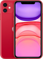 Купить Смартфон Apple, iPhone 11 128GB (PRODUCT)RED (MWM32RU/A)