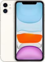 Смартфон Apple, iPhone 11 256GB White (MWM82RU/A)  - купить со скидкой