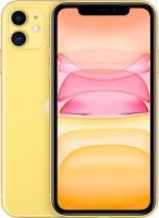 Смартфон Apple, iPhone 11 256GB Yellow (MWMA2RU/A)  - купить со скидкой