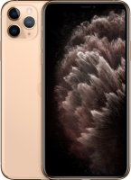 Смартфон Apple iPhone 11 Pro Max 64GB Gold (MWHG2RU/A)