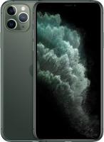 Смартфон Apple, iPhone 11 Pro Max 512GB Midnight Green (MWHR2RU/A)  - купить со скидкой