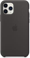 Чехол Apple Silicone Case для iPhone 11 Pro Black (MWYN2ZM/A)
