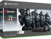 Игровая приставка Microsoft Xbox One X 1TB Gears 5 (CYV-00331)