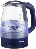 Электрочайник Marta MT-1097 Blue Sapphire