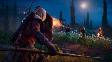 Объявления Игра Для Ps4 Ubisoft Assassins Creed Одиссея + Истоки Мир