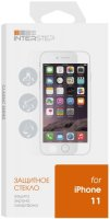 Защитное стекло InterStep для iPhone11 (IS-TG-IPH612019-01IF00-000B202)