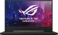 """Игровой ноутбук ASUS ROG Zephyrus G GA502DU-AL025T (AMD Ryzen 7 3750H 2.3GHz/15.6""""/1920x1080/16GB/512GB SSD/Nvidia GeForce GTX1660Ti/DVD нет/Wi-Fi/Bluetooth/Win 10)"""