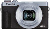 Компактный фотоаппарат Canon PowerShot G7 X Mark III Silver