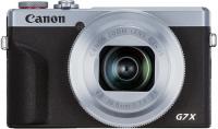 Купить Компактный фотоаппарат Canon, PowerShot G7 X Mark III Silver