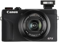 Купить Компактный фотоаппарат Canon, PowerShot G7 X Mark III Black