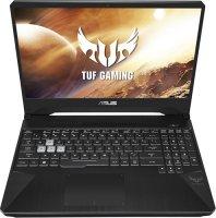 "Игровой ноутбук ASUS TUF Gaming FX505DT-BQ028T (AMD Ryzen 7 3750H 2.3GHz/15.6""/1920x1080/8GB/1TB HDD + 256GB SSD/Nvidia GeForce GTX1650/DVD нет/Wi-Fi/Bluetooth/Win 10)"