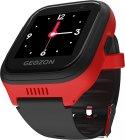 Смарт-часы Geozon LTE Black Red (G-W01RBLK)