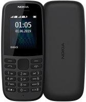 Мобильный телефон Nokia 105 Black (TA-1174)