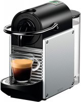 Капсульная кофемашина DeLonghi EN124.S Silver