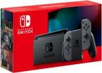 Игровая приставка Nintendo Switch (серый)