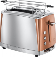 RUSSELL HOBBS LUNA TOASTER COPPER 24290-56
