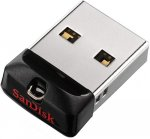 USB-флешка SanDisk 16GB Cruzer Fit (SDCZ33-016G-G35)