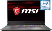 "Игровой ноутбук MSI GP75 Leopard 9SD-851RU (Intel Core i7-9750H 2600Mhz/17.3""/1920x1080/16GB/512GB SSD/DVD нет/NVIDIA GeForce GTX1660Ti/Wi-Fi/Bluetooth/Win 10 Home)"