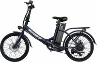 Электровелосипед Hoverbot CB-7 Optimus (2019) Blue