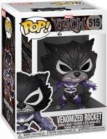 Фигурка Funko POP! Bobble: Marvel: Venom S2: Rocket Raccoon (40707)