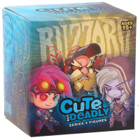 BLIZZARD CUTE BUT DEADLY BLIND VINYLS-SERIES 4