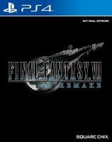 Игра для PS4 Square Enix Final Fantasy VII Remake