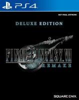Игра для PS4 Square Enix Final Fantasy VII Remake. Deluxe Edition