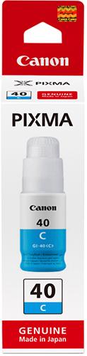 Чернила Canon GI-40 Cyan