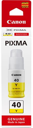 Чернила Canon GI-40 Yellow