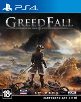Игра для PS4 Focus Home GreedFall