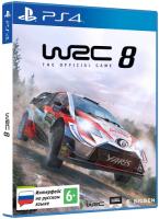 Игра для PS4 Bigben Interactive WRC 8 фото