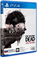 Игра для PS4 Epic Games The Walking Dead: The Telltale Definitive Series