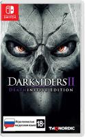 Игра для Nintendo Switch THQ Nordic Darksiders II Deathinitive Edition фото