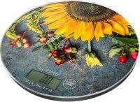 Кухонные весы Lumme LU-1341 Летние цветы