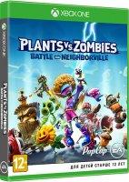 Игра для Xbox One EA Plants vs. Zombies: Битва за Нейборвиль