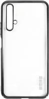 Купить Чехол InterStep, Decor New Mat EL для Huawei Nova 5T, Black (IS-FCC-HUANOVA5T-DM01O-ELBT00)