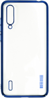 Купить Чехол InterStep, Decor New Mat EL для Xiaomi Mi 9 Lite, Blue (IS-FCC-XIA0MI9LI-DM08O-ELBT00)