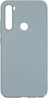 pc 8 Чехол InterStep Sand PC EL для Xiaomi Redmi Note 8, Grey (IS-FCC-XIA0RENO8-SP12O-ELGD00)