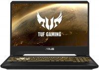 "Игровой ноутбук ASUS TUF Gaming FX505DU-BQ061T (AMD Ryzen 7 3750H 2.3GHz/15.6""/1920х1080/8GB/1TB+128GB SSD/NVIDIA GeForce GTX 1660Ti/DVD нет/Wi-Fi/Bluetooth/Win10)"