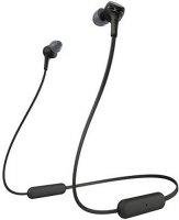 Беспроводные наушники с микрофоном Sony WI-XB400 Black