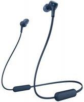 Беспроводные наушники с микрофоном Sony WI-XB400 Blue