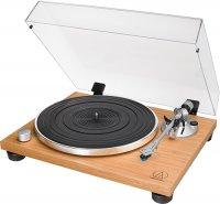 Проигрыватель виниловых дисков Audio-Technica AT-LPW30 Teak (AT-LPW30TK)