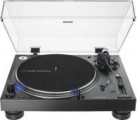 Проигрыватель виниловых дисков Audio-Technica AT-LP140XP Black (AT-LP140XPBKE)