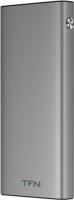 Купить Внешний аккумулятор TFN, Steel LCD 10000 mAh Gray (TFN-PB-213-GR)