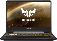 Купить Игровой ноутбук ASUS, TUF Gaming FX505DD-BQ068T (AMD Ryzen 7 3750H 2.3GHz/15.6 /1920х1080/8GB/1TB+128GB SSD/NVIDIA GeForce GTX 1050/DVD нет/Wi-Fi/Bluetooth/Win10)