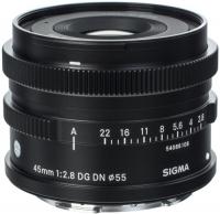 SIGMA AF 45MM F2.8 DG DN C L-MOUNT