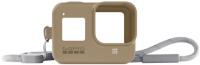 Чехол для экшн-камер GoPro, Sleeve + Lanyard для Hero 8 Sand (AJSST-006)  - купить со скидкой