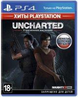 Игра для PS4 Sony Uncharted: Утраченное наследие (Хиты PlayStation)